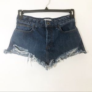 Free People | High Rise Distressed